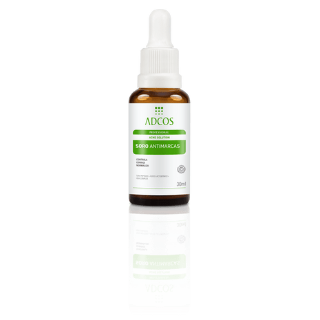 ACNE SOLUTION SORO ANTIMARCAS 30ML | ADCOS Profissional