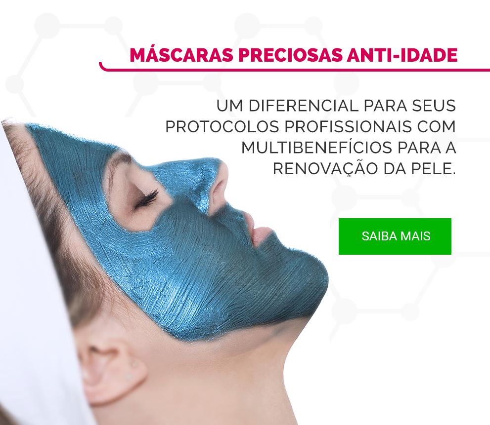 Máscara de joias   ADCOS Profissional