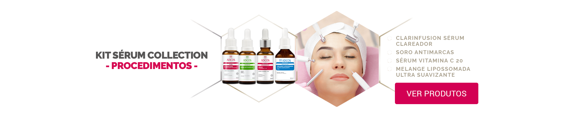 Serum Collection   ADCOS Profissional