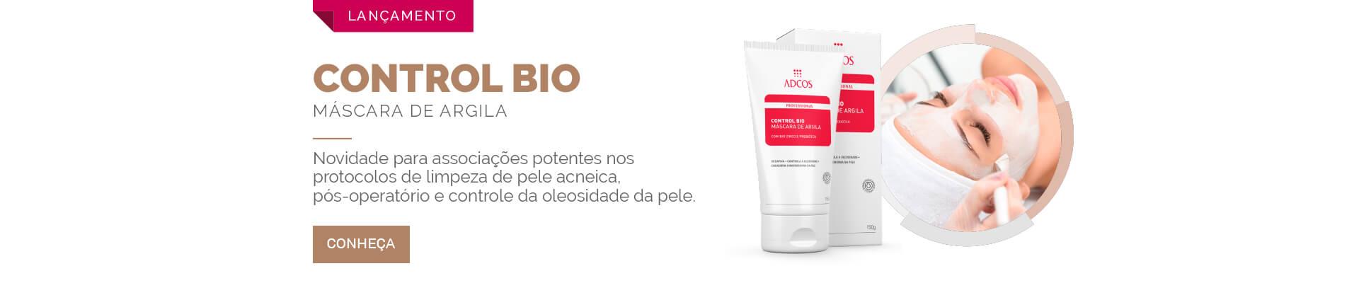 Mascara de Argila   ADCOS Profissional